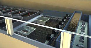 سیستم مدار بسته پرورش ماهی قزل آلا