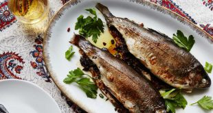 فروش ماهی پرورشی قزل آلا ویژه رستوران