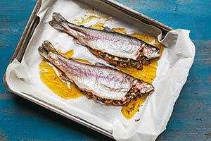 فروش ماهی قزل الا عمده در بازار ایران
