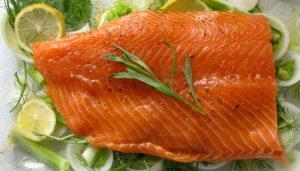 قیمت ماهی قزل آلا سالمون در ایران