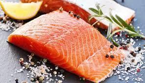خرید ماهی سالمون تازه در سال 99